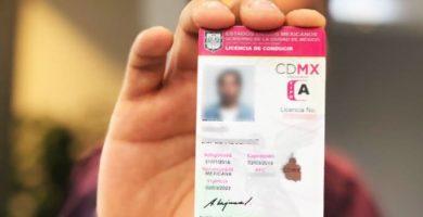 Tramita tu licencia de Conducir por Internet