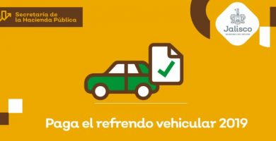Checa tu Adeudo vehicular Jalisco