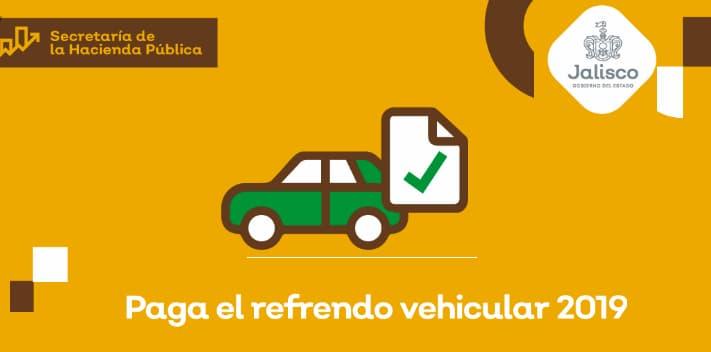 Checa tu Adeudo vehicular Jalisco