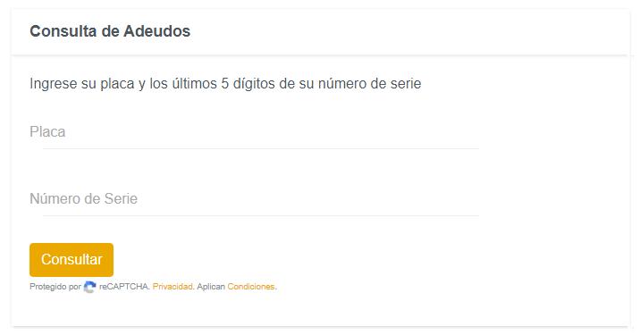 Consulta Adeudo vehicular en Jalisco Online