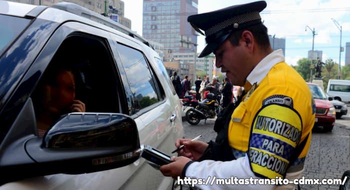 Consulta multas en Queretaro