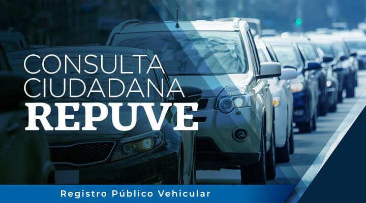 Haz tu consulta ciudadana en Repuve en Quintana Roo