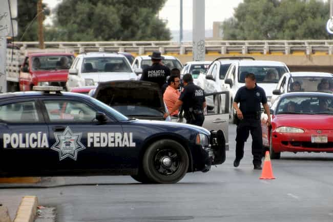Cómo pagar infracciones en carreteras Federales