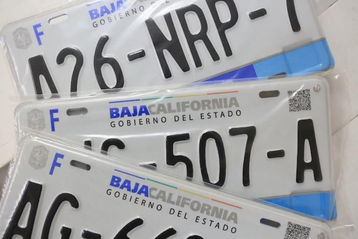 Consulta adeudo vehicular en Baja California